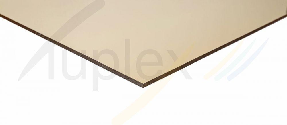 Niesamowite Płyta HIPS lustro złote 2mm 1000x2000 mm - Tuplex24.pl MW76