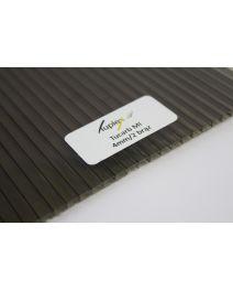 Płyta poliwęglan kanalikowy brązowy 4mm 1050x2000 mm