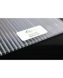Płyta poliwęglan kanalikowy bezbarwny 4mm 2100x6000 mm