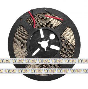 Taśma LED ECO 600LED 120LED/M 3528 Żółta