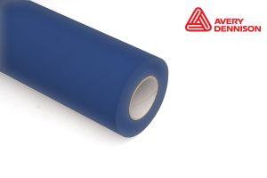 Folia samoprzylepna ploterowa mon. AV520 c.niebieska 1,23x50m połysk