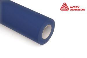 Folia samoprzylepna ploterowa mon. AV528 c.niebieska 1,23x50m połysk