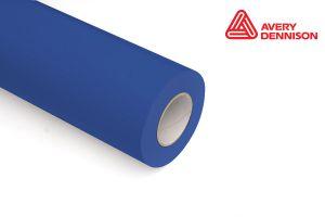 Folia samoprzylepna ploterowa mon. AV539 c.niebieska 1,23x50m mat