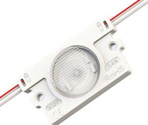 Moduł LED Xlight+ soczewka boczna, semafor 1,4W