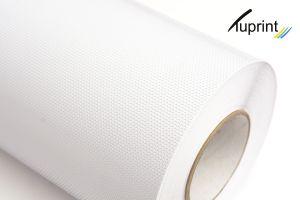 Folia biała perforowana połysk 60/40 1,37x50m